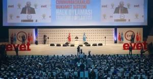 Başbakan Yıldırım AK Parti'nin Referandum Kampanyasını Tanıttı