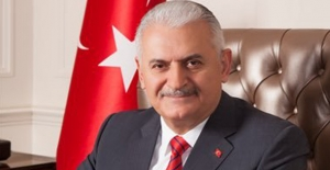 Başbakan Yıldırım'dan Erbakan Mesajı