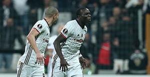 Beşiktaş, UEFA Avrupa Ligi'nde Son 16'da