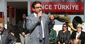 """CHP'li Budak, """"Milletimiz Tek Adamlı Parti Devletine Karşı Çıkıyor"""""""