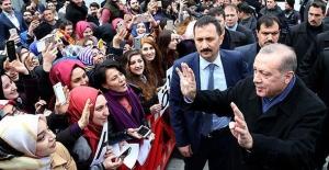 Cumhurbaşkanı Erdoğan'ın Doğum Gününü Unutmadılar