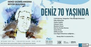 Deniz Gezmiş 70. Yaşında Kadıköy'de Anılacak