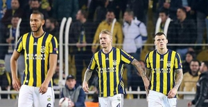 Fenerbahçe Avrupa Defterini Kapattı