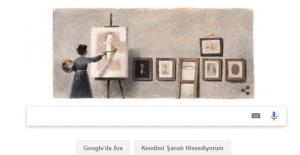 Google Mihri Müşfik Hanım'ı Unutmadı