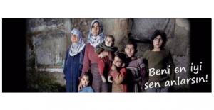 İMH'dan Suriyeli Kadınlara Yardım Eli