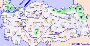 İstanbul'da Kar Bekleniyor