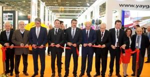 İstanbul Kırtasiye Ofis Fuarı Açıldı