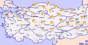 Marmara ve İç Bölgelerde Sis Uyarısı