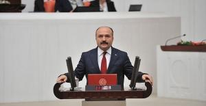 MHP'li Usta: Referandum Süreci Festival Tadında Geçmeli