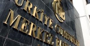 TCMB: Resmi Rezerv Varlıkları 106,5 Milyar Dolar Oldu