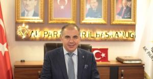 """AK Parti İzmir İl Başkanı Delican: """"Yalan Rüzgarında Savrulan Yaprak Misali"""""""