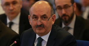 Bakan Müezzinoğlu: 700 Milyon Ek İkramiye Ödemesi Yapıldı