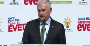 Başbakan Yıldırım: Teyo Pehlivan Bunu Duysa Pataklar