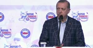 """Cumhurbaşkanı Erdoğan:""""Dün Ak Dediğine Bugün Kara Diyen Şahıstan Siyasetçi Olmaz"""""""