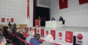 MHP Grup Başkanvekili Usta: Kuvvetler Ayrılığı Güvence Altına Alındı