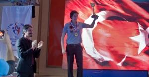 Eylül Kibaroğlu 56. Türkiye Şampiyonluğuna Ulaştı