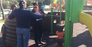 Marmaris'te Çocuk Parklarına TSE Onayı