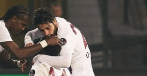 Trabzonspor Deplasmanda Akhisar'ı 3-1 Yendi