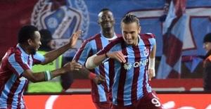Trabzonspor Horon Çekmeye Devam Etti