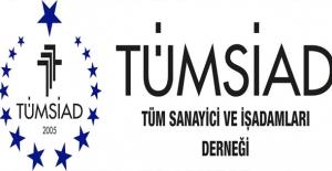 """TÜMSİAD Genel Başkanı Doğan: """"1 Ayda 5 Bin İstihdam Hedefini Tutturduk"""""""