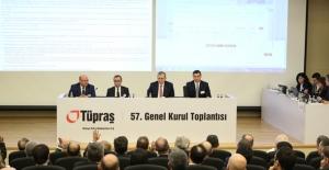 Tüpraş'ın 57. Genel Kurul Toplantısı Yapıldı