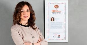 Turkcell Akademi Genel Müdürü Banu İşçi Sezen Dünyanın 50 İK Lideri Arasında