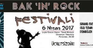 BAK'IN ROCK Festivali 6 Nisan'da