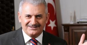 Başbakan Yıldırım: Cumhurbaşkanı Erdoğan 2 Mayıs'ta AK Parti'ye Üye Olacak