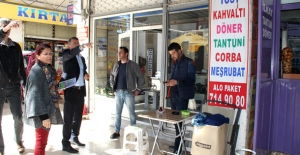 Başkan Turgut, Kent Estetiğine...