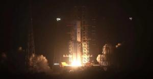 Çin İlk Kargo Uzay Aracını Fırlattı