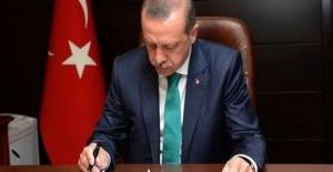 Cumhurbaşkanı Erdoğan 3 Üniversitenin Rektörünü Atadı