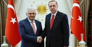 Cumhurbaşkanı Erdoğan-Başbakan Yıldırım Görüşmesi 'Olağan'