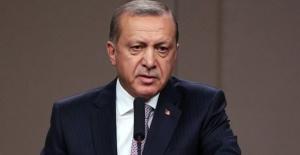 Cumhurbaşkanı Erdoğan'dan Makedonya Açıklaması