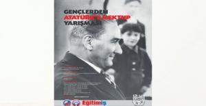 """Eğitim-İş'ten """"Atatürk'e Mektup"""" Yarışması"""
