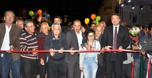 Mukaddem Parkı, Muhteşem Bir Törenle Açıldı