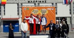 Türkiye Balkan Yürüyüş Şampiyonasında...