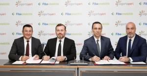 Aktif Bank ve Sigortayeri ile Fiba Holding ve Fiba Emeklilik 1 Milyar TL'lik Anlaşmaya İmza Attı