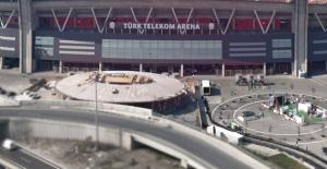 Arena İsimleri Stadyumlardan Kalkıyor