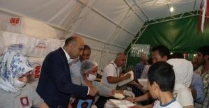 Bakırköy Belediyesi'nden Her Gün 10 Bin Kişiye İftar Yemeği