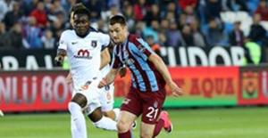 Başakşehir, Trabzon'da  Çok Önemli 2 Puan Bıraktı