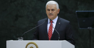 Başbakan Yıldırım: Fatih Sultan Mehmet Ve Şanlı Ordusunu Minnetle Yad Ediyorum