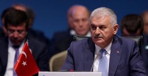 Başbakan Yıldırım, KEİ Ülkeleri Arasındaki İşbirliğinin Artması Gerektiğini Vurguladı
