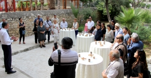 """Başkan Turgut, """"Katkı Sunan Bütün Sanatçılarımıza Teşekkür Ediyorum"""""""
