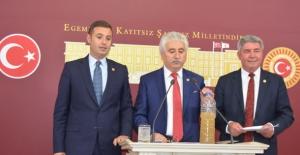 CHP'li Vekillerin, Gönen Çığlığı!