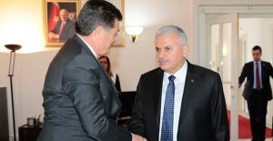 CHP'li Yalçınkaya, Başbakan İle Görüştü