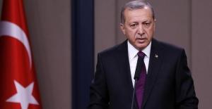 Cumhurbaşkanı Erdoğan Avrupa Şampiyonu Olan Fenerbahçe Basketbol Takımını Tebrik Etti