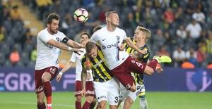Fenerbahçe'nin Üçüncülüğü Tehlikeye Girdi