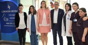 Lokman Hekim Akay Tüp Bebek Merkezi Hizmete Açıldı