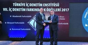 QNB Finansbank'a İç Denetim Enstitüsü'nden Üç Ödül