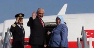 Başbakan Yıldırım, Çipras'ın Daveti Üzerine Atina'ya Gitti